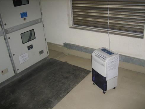 本田汽车.中国公司高压室3
